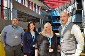CAVC Transition Team for people with Additional Learning Needs May 2017