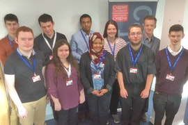 Cardiff University Project SEARCH interns