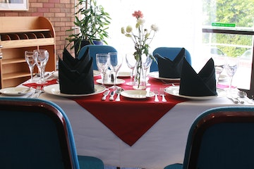 The Glamorgan Suite