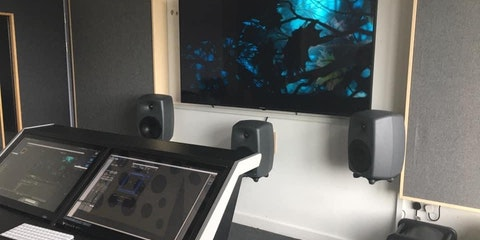 Music Image - Sound Room